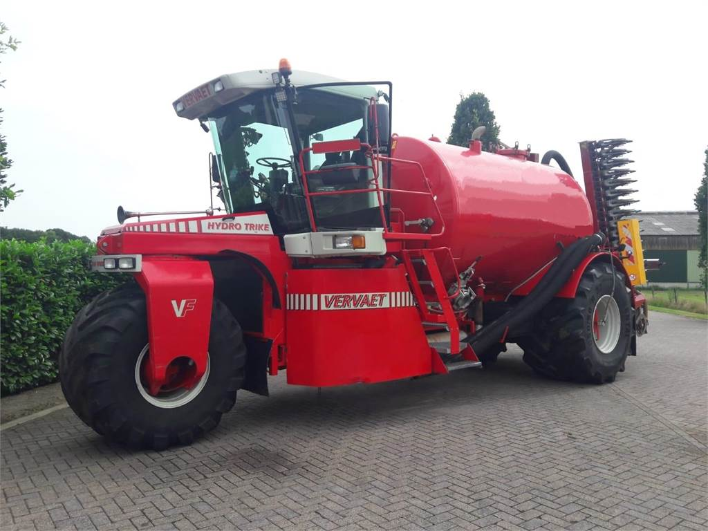 Vervaet Hydro-Trike, Gierverspreiders, Landbouw