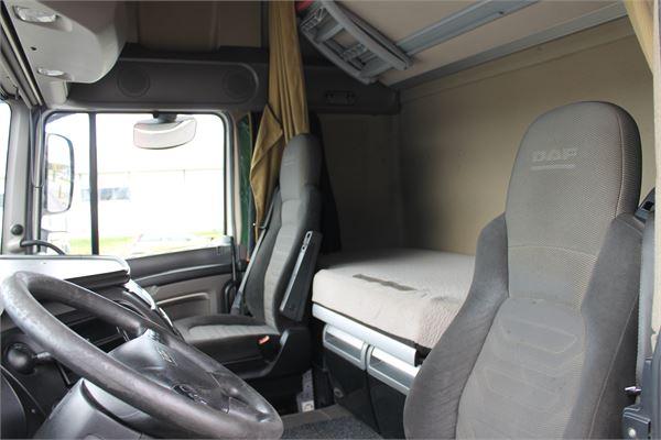 DAF XF105.460, Vetopöytäautot, Kuljetuskalusto