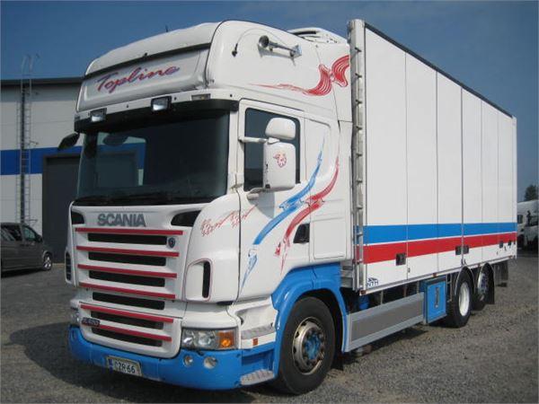 Scania R420 6x2*4 49, Umpikorikuorma-autot, Kuljetuskalusto