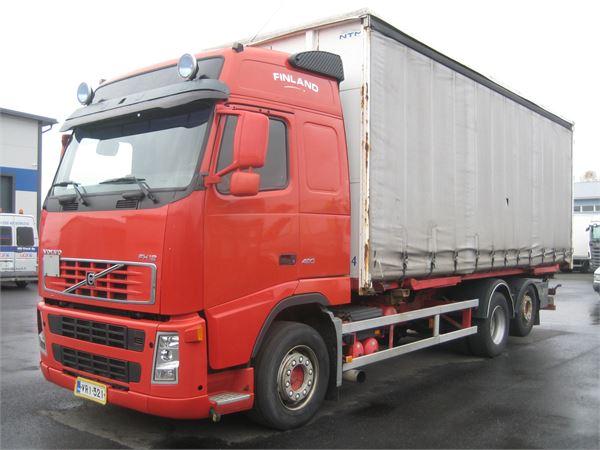 Volvo FH420 6x2, Muut kuorma-autot, Kuljetuskalusto