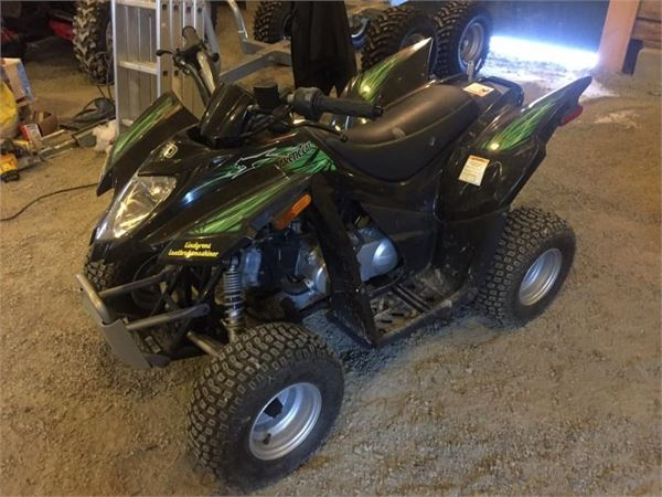 used arctic cat 50cc atvs year 2012 price 1 421 for sale mascus usa. Black Bedroom Furniture Sets. Home Design Ideas