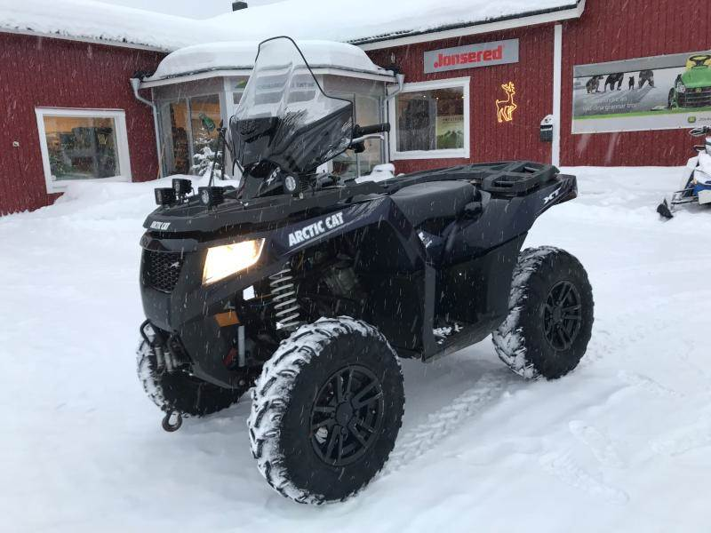 Arctic Cat Alterra 700 XT, Terränghjulingar, Lantbruk