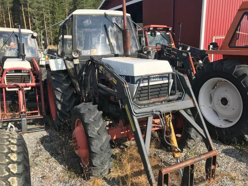 Case IH 1390, Traktorer, Lantbruk