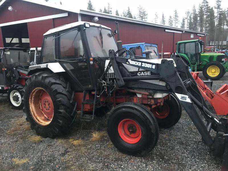 Case IH 1490, Traktorer, Lantbruk