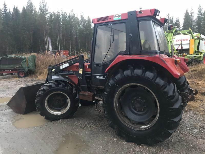 Case IH 844XL, Traktorer, Lantbruk