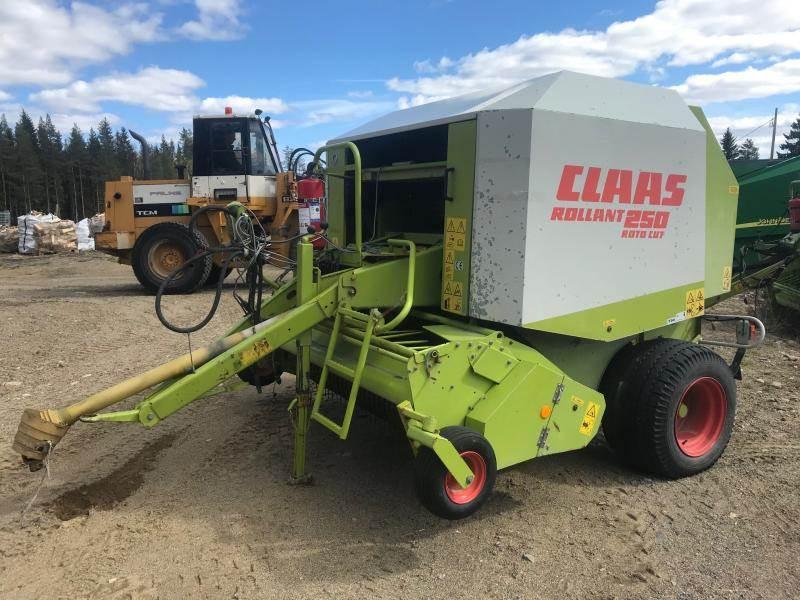 CLAAS Rollant 250 Rotocut, Övriga vallmaskiner, Lantbruk
