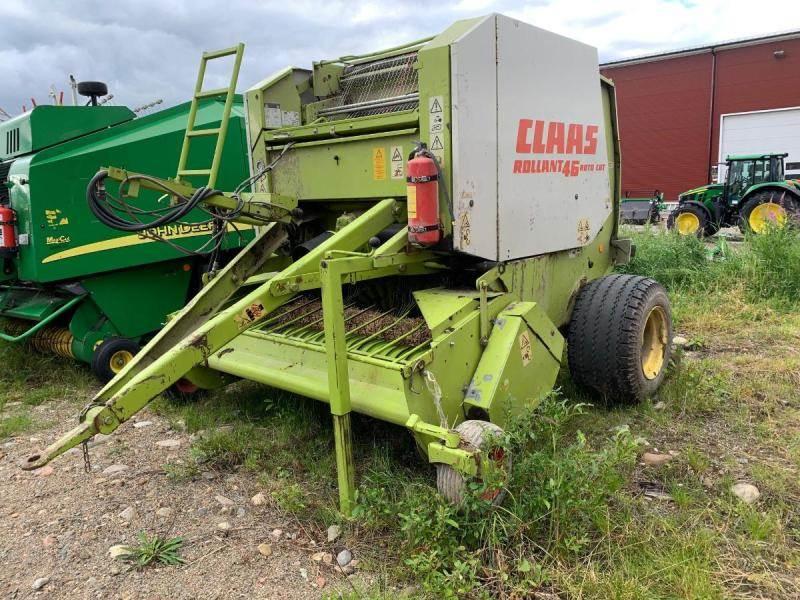 CLAAS Rollant 46 RotoCut, Övriga vallmaskiner, Lantbruk