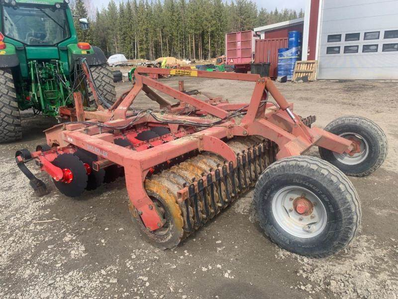 He-Va Discroller 3,5 meter, Övriga maskiner för jordbearbetning, Lantbruk