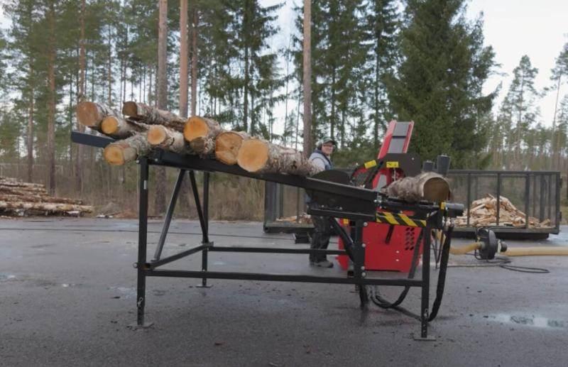 Japa 442, Övriga skogsmaskiner, Skogsmaskiner