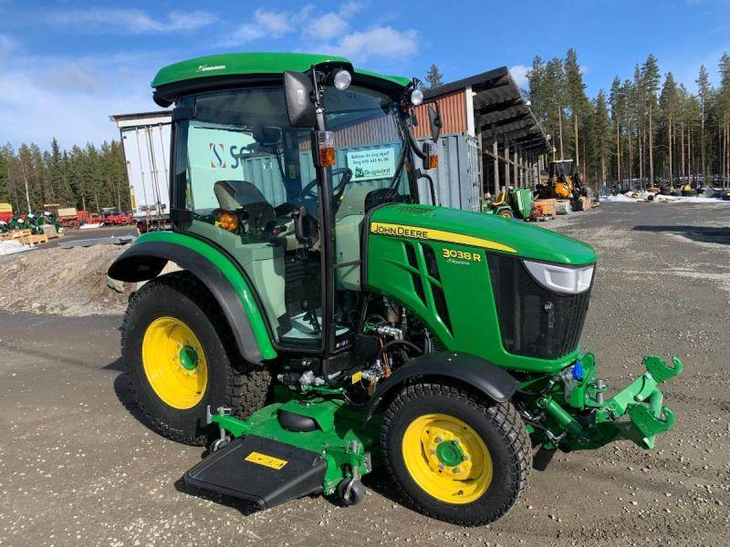 John Deere 3038R, Traktorer, Lantbruk