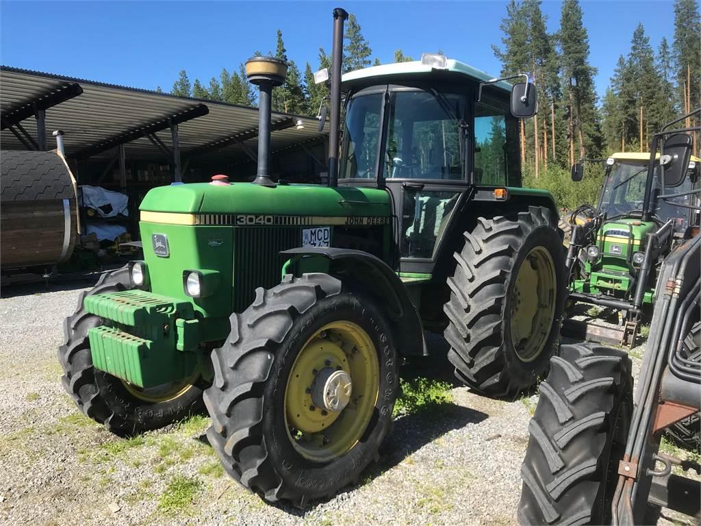 John Deere 3040, Traktorer, Lantbruk