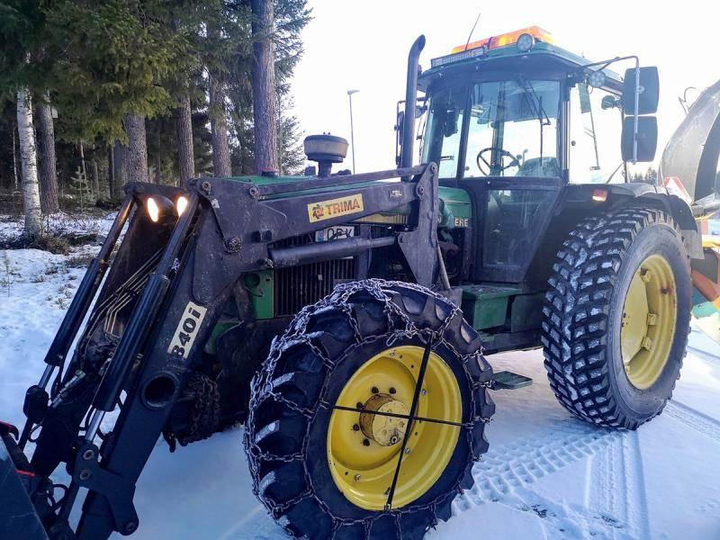 John Deere 3050, Traktorer, Lantbruk