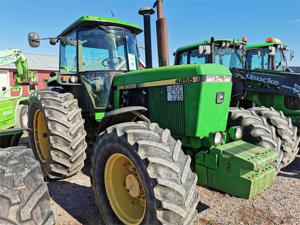 John Deere 4255, Traktorer, Lantbruk