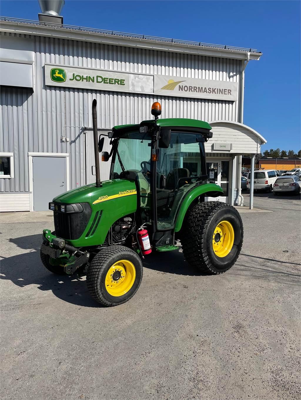 John Deere 4720, Traktorer, Lantbruk