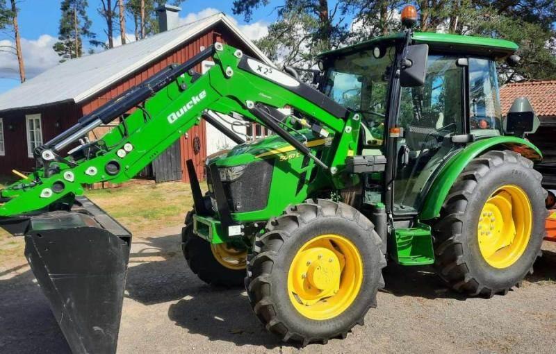 John Deere 5067E, Traktorer, Lantbruk