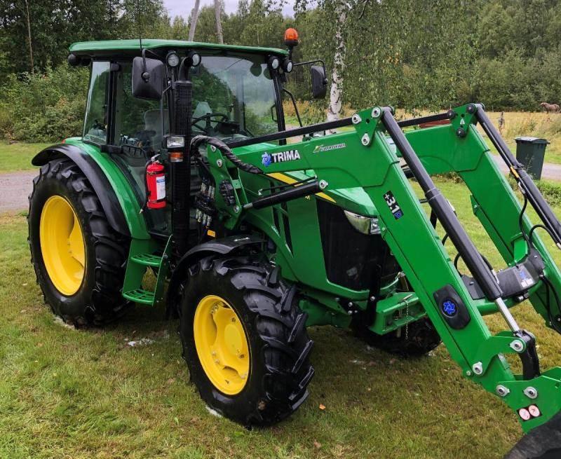 John Deere 5085M, Traktorer, Lantbruk