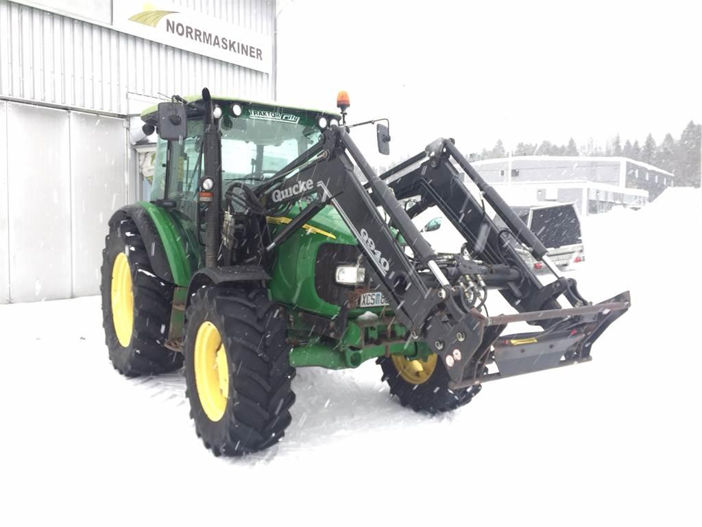 John Deere 5820, Traktorer, Lantbruk