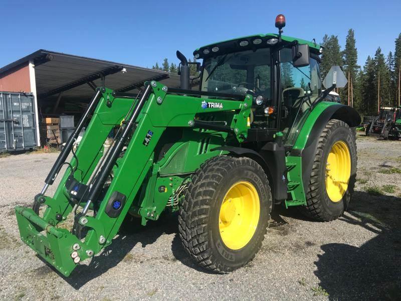 John Deere 6130R, Traktorer, Lantbruk