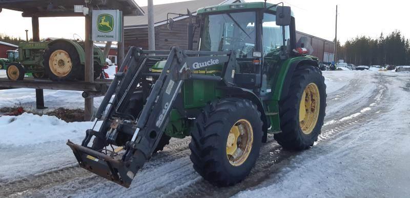 John Deere 6210, Traktorer, Lantbruk