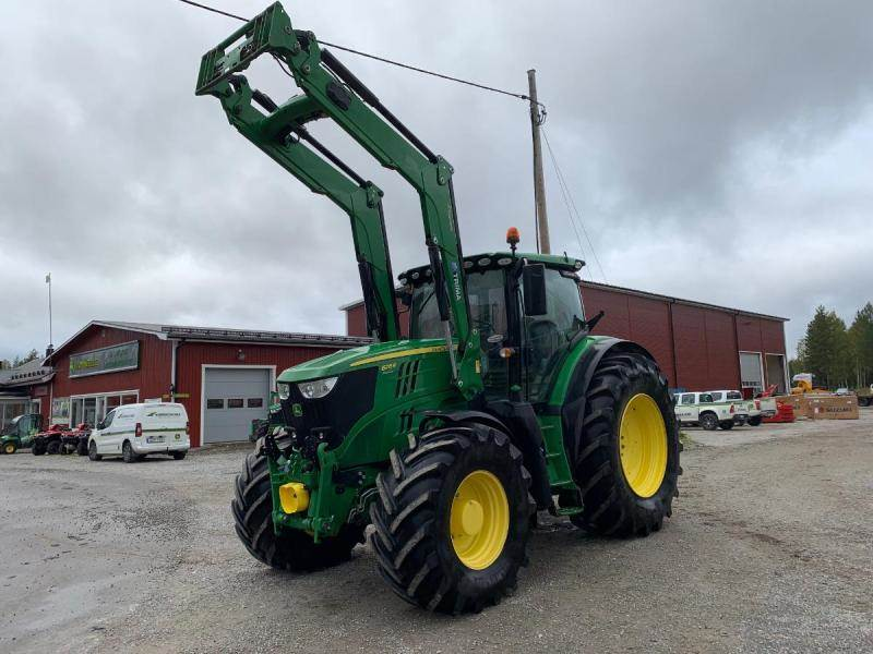 John Deere 6215R, Traktorer, Lantbruk