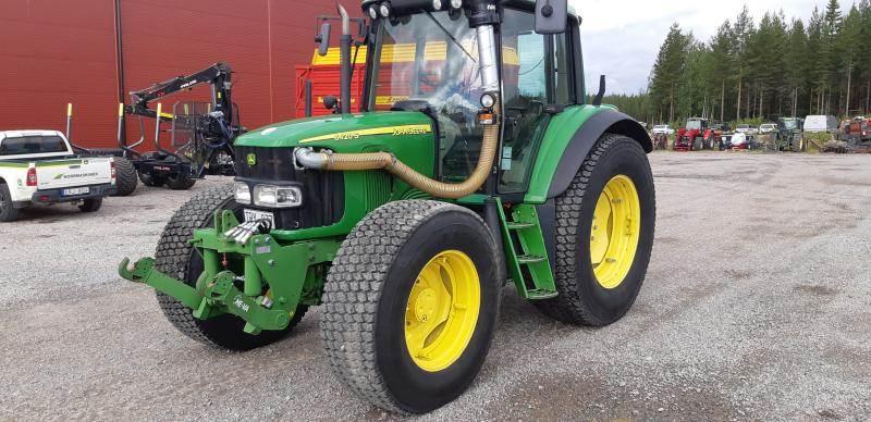 John Deere 6420S, Traktorer, Lantbruk