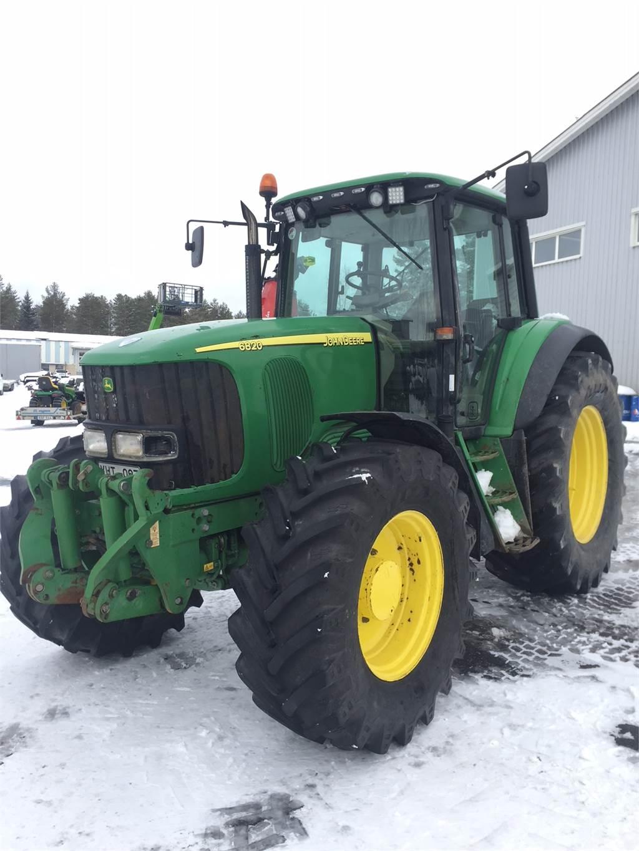 John Deere 6820, Traktorer, Lantbruk