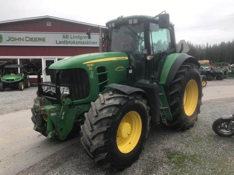 John Deere 7530, Traktorer, Lantbruk