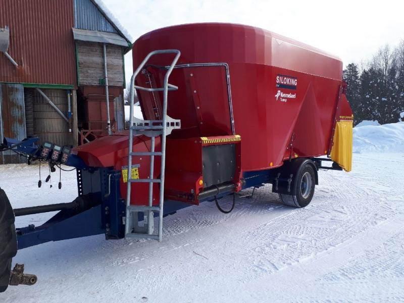 Kverneland Siloking 22 kubik, Övrig inomgårdsutrustning, Lantbruk