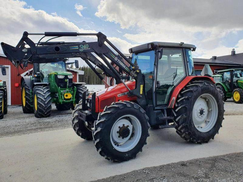 Massey Ferguson 4355, Traktorer, Lantbruk