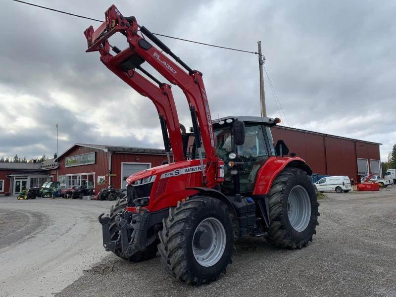 Massey Ferguson 7718 S, Traktorer, Lantbruk