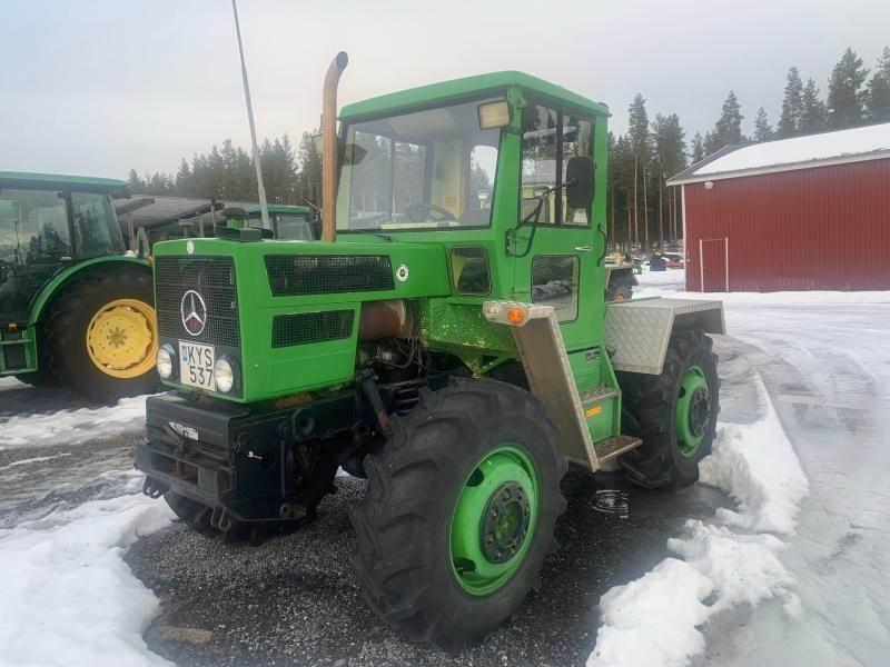 MB Trac 800, Traktorer, Lantbruk