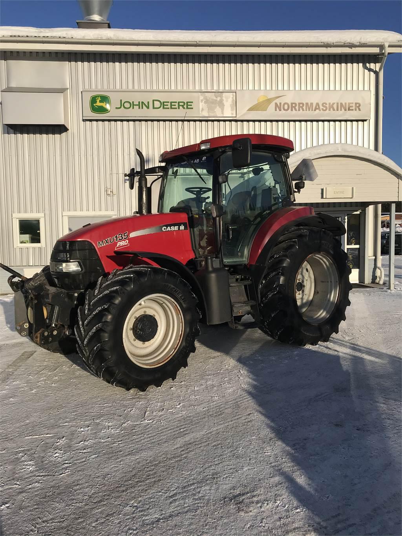 MXU 135 Pro, Traktorer, Lantbruk