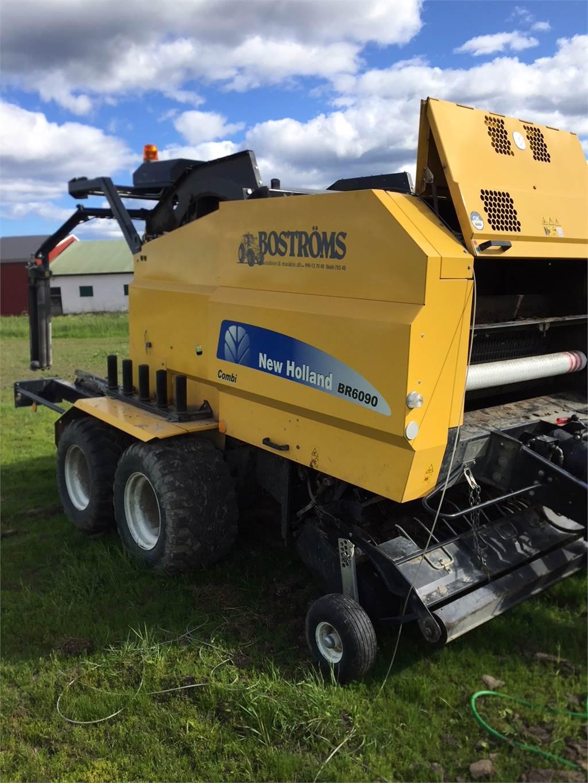 New Holland BR6090, Övriga vallmaskiner, Lantbruk