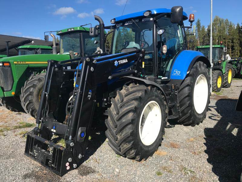 New Holland T6 160, Traktorer, Lantbruk