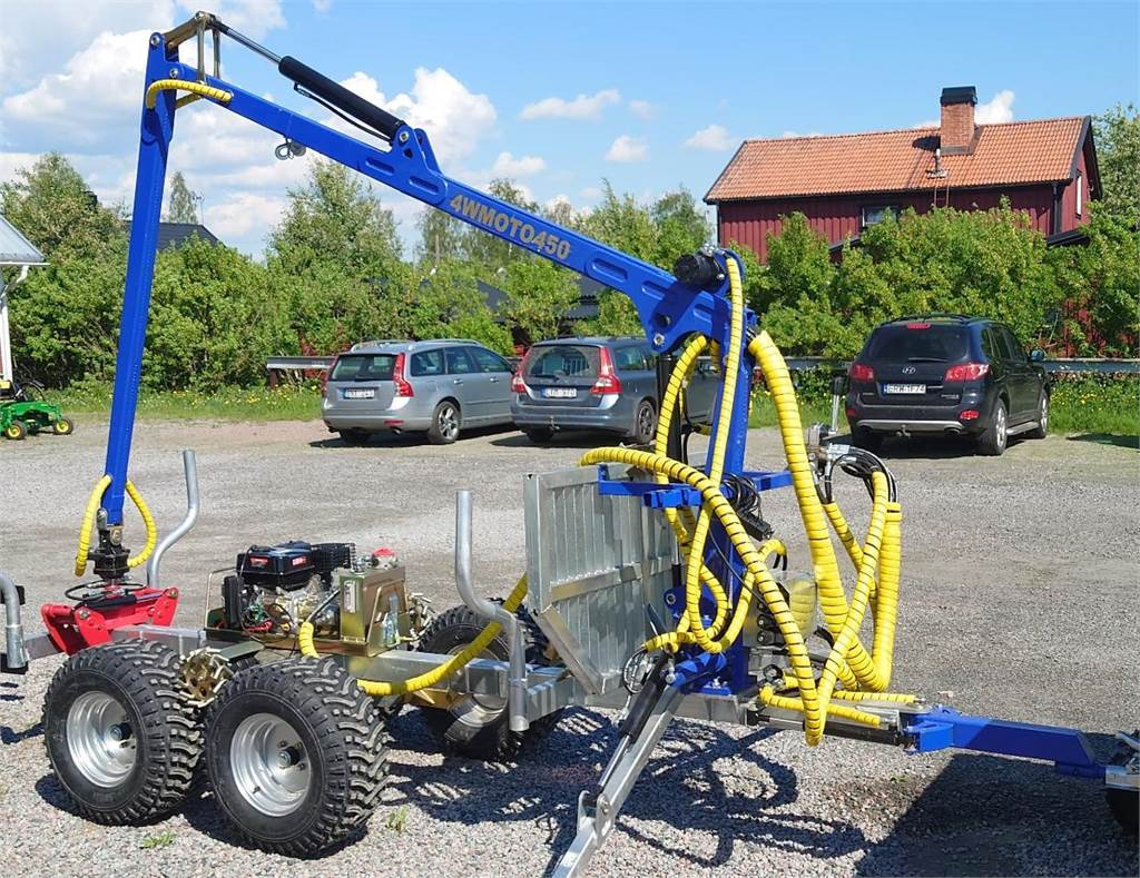 [Other] Logtrailer 450, ATV, Lantbruk