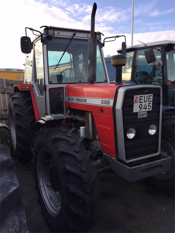 [Other] MF699, Traktorer, Lantbruk
