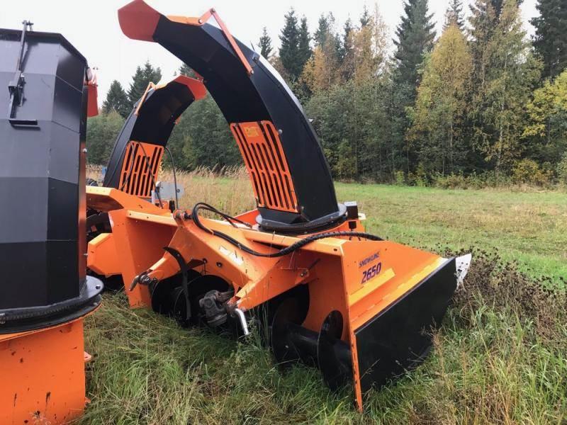 [Other] Westbjörn F 2650, Snöslungor och -fräsar, Lantbruk