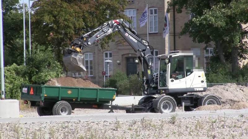 Palms D600, Kombivagnar, Lantbruk
