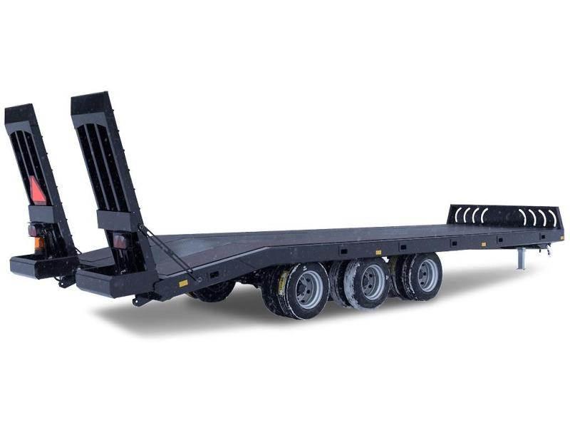 Palmse 5850 23 ton, Kombivagnar, Lantbruk