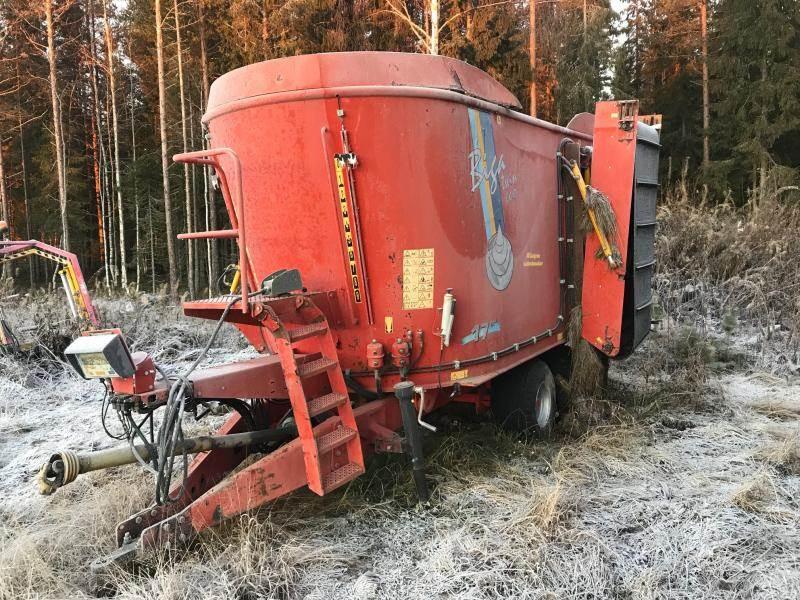 Peecon Twin Eco 17 M3 med elevator, Övrig inomgårdsutrustning, Lantbruk