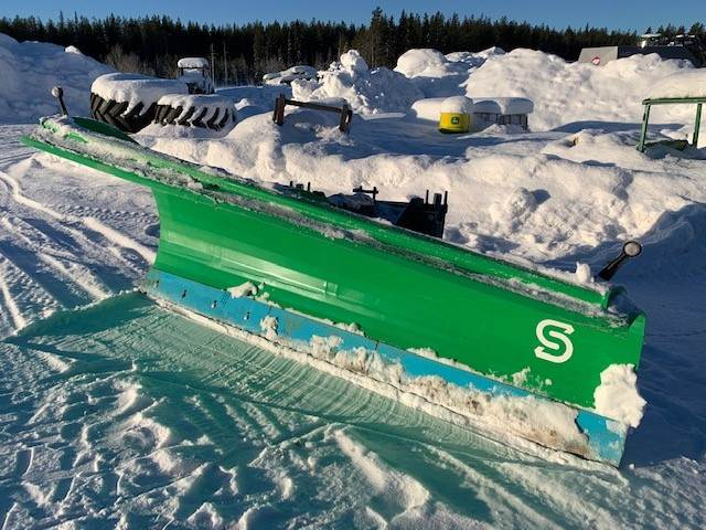 Sami DM 3200 med Stora BM, Övrigt väg och snö, Lantbruk