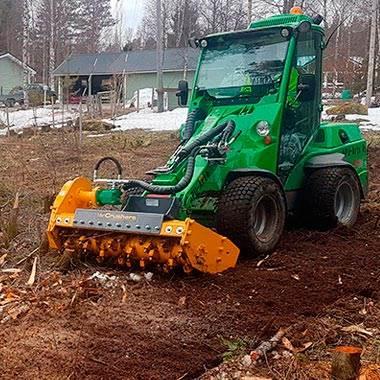 Suokone Mericrusher, Övriga lantbruksmaskiner, Lantbruk