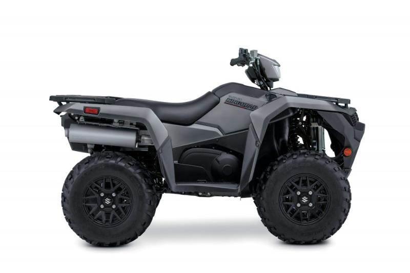 Suzuki Kingquad LT-A 750 XPZS, ATV, Lantbruk