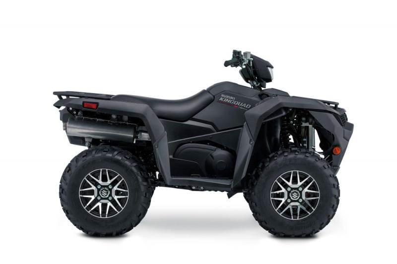 Suzuki LT-A750, Terränghjulingar, Lantbruk