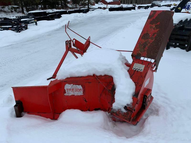 Trejon 220, Övrigt väg och snö, Lantbruk