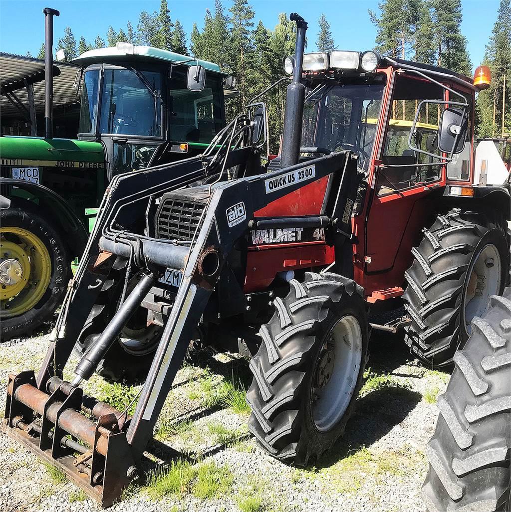 Valmet 405-4, Traktorer, Lantbruk