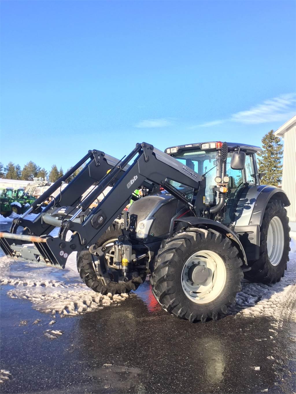 Valtra N163, Traktorer, Lantbruk