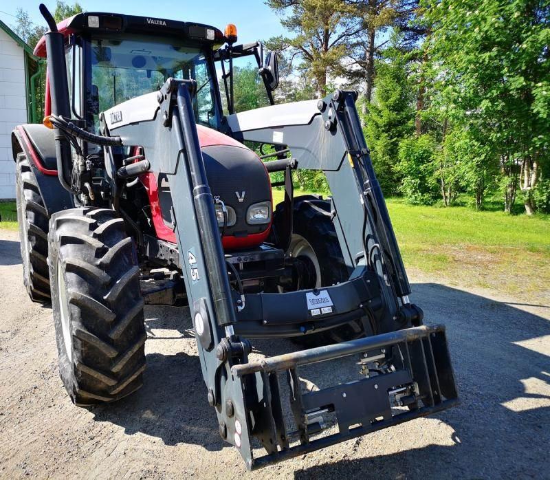 Valtra N92 Hitech, Traktorer, Lantbruk