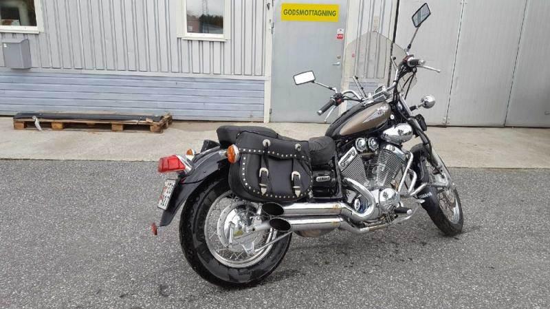 Yamaha XV535 2 cyl, Terränghjulingar, Lantbruk
