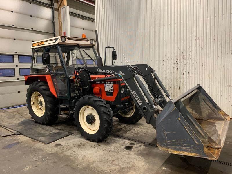 Zetor 5245, Traktorer, Lantbruk
